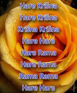 Hare Krishna Maha Mantra in Slovenian 003