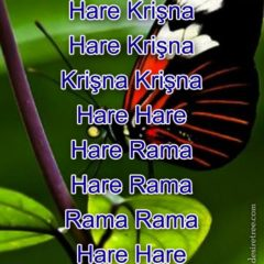 Hare Krishna Maha Mantra in Turkmen 003