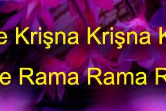 Hare Krishna Maha Mantra in Turkmen 005